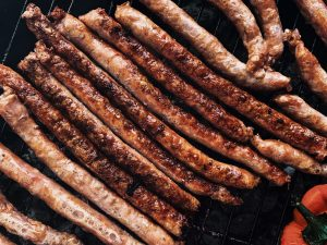 Carnati Prepelita cu Porc Mangalita usor picanti