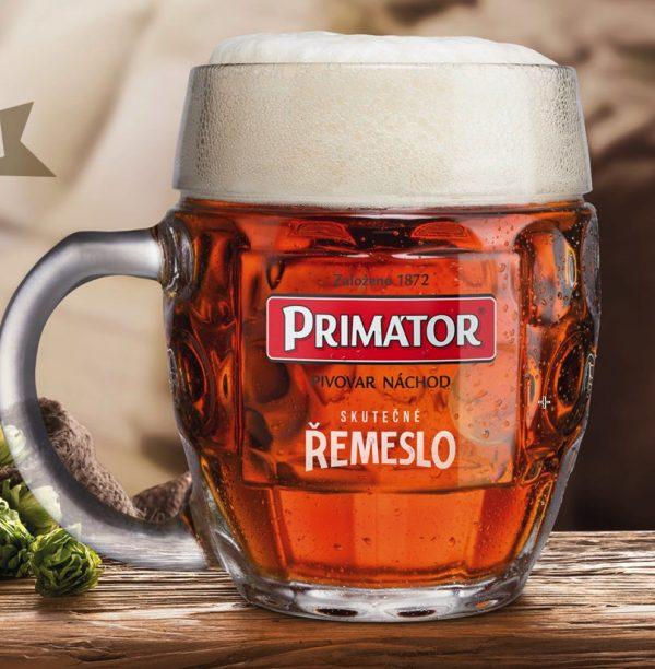 2020 05 02 Primator blonde beer draught