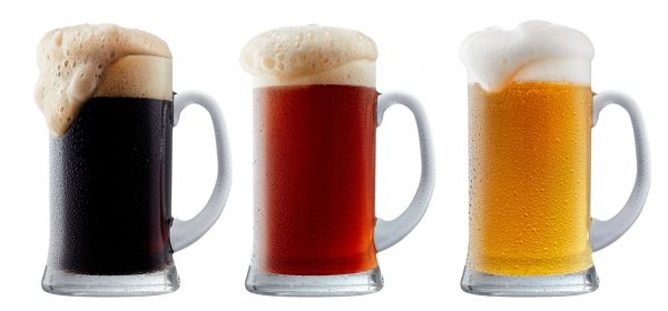 3 draught beers Light to Dark scaled 1