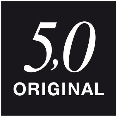 5 0 logo