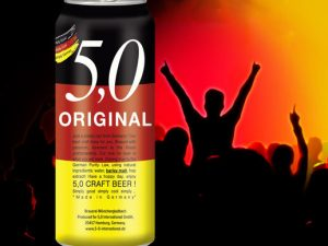 Bere 5,0 ORIGINAL CRAFT 500ml x 24