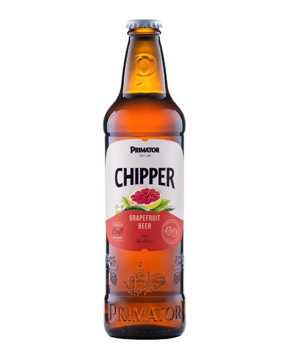 Bere PRIMATOR CHIPPER Radler Cehia 500ml