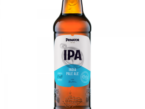 "Bere PRIMATOR IPA ""Indian Pale Ale"" Cehia 500ml"