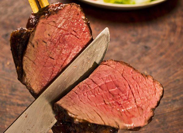 Brasilian beef rib eye 11