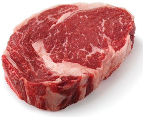 Brasilian beef rib eye