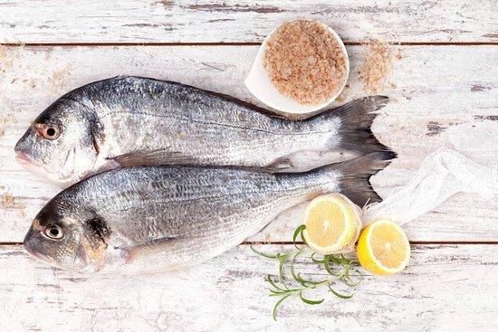 BUNO File pește DORADA (ORATA)