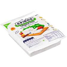EPIROS Greek Feta cheese 1.8 kg block in brine