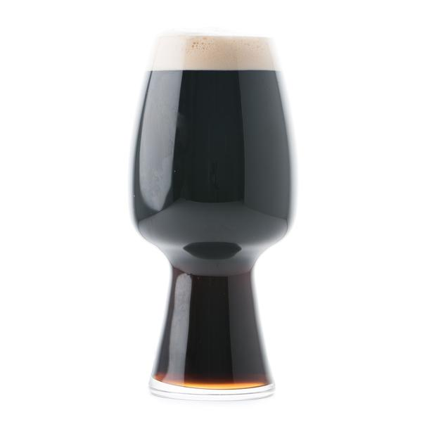 Irish Stout beer glass