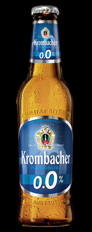 Krombacher fara alc pils 2