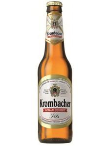 Bere KROMBACHER PILS 0% ALCOOL nepasteurizata 0.33L x 24