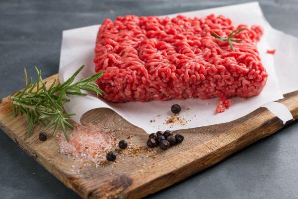 Minced beef 3