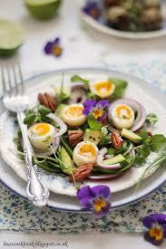 Oua prepelita salata