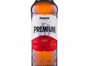 Bere PRIMATOR PREMIUM Lager Cehia 500ml