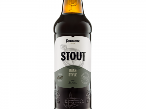 Bere PRIMATOR STOUT Irish style Cehia 500ml x 20