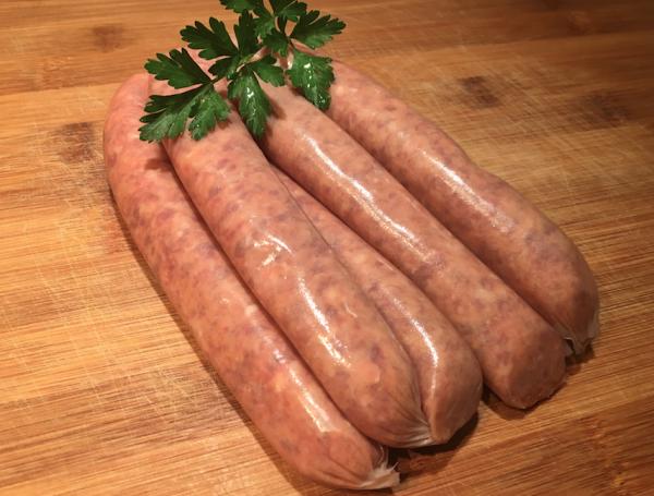 Quail sausages 2