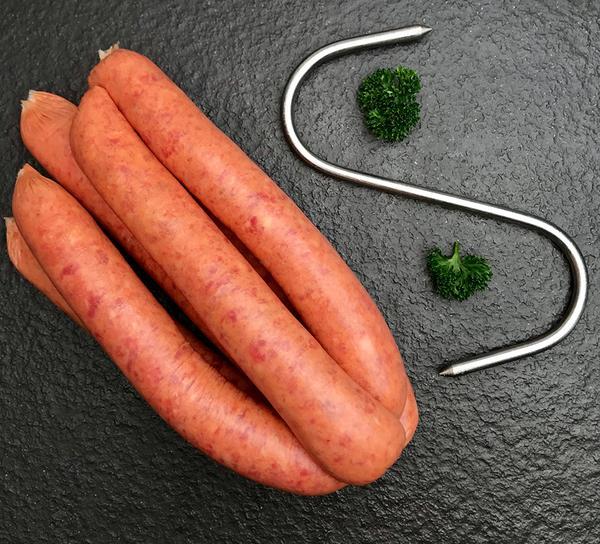 Quail sausages 3