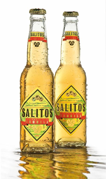 SALITOS Tequila 330ml