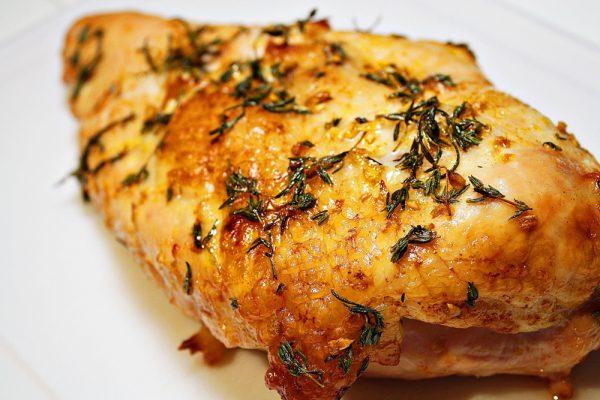 Turkey breast deboned skinless 5