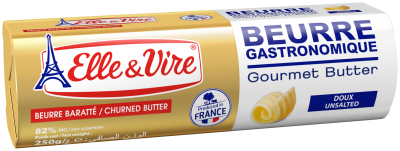Unt Gourmet (82%) ELLE & VIRE lapte vaca 500gr