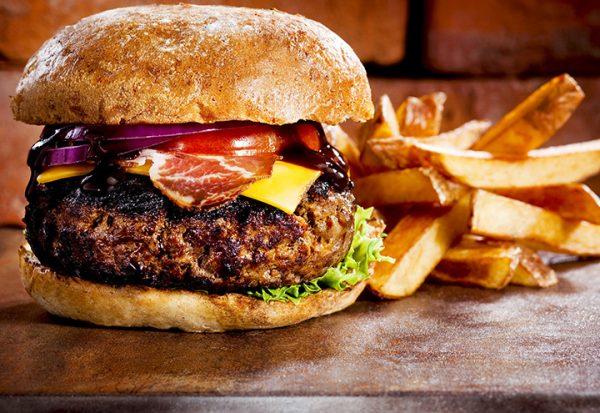Burger Vita Irish Angus