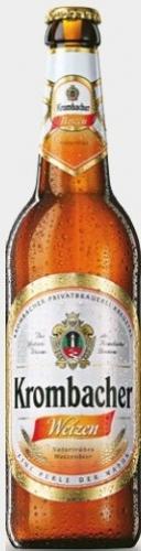 krombacher weizen bier 0.5L