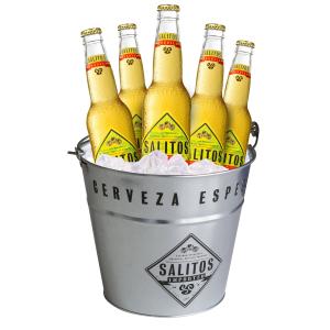 salitos cerveza especial bucket 0 33l