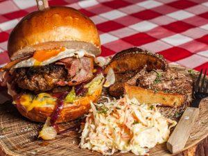 Burger din carne de Cangur