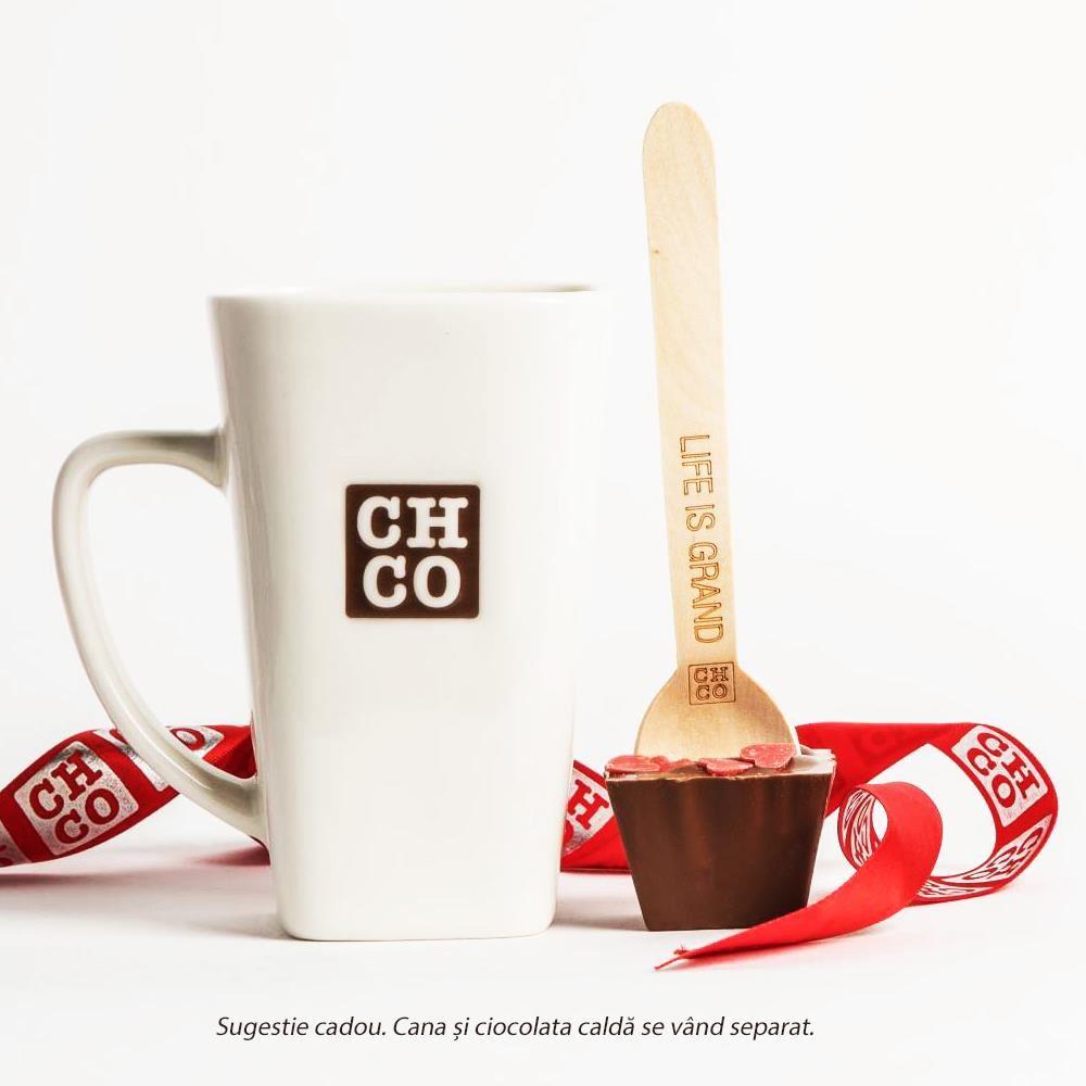 Ciocolata calda pe lingurita 72 Cacao foto produs 2