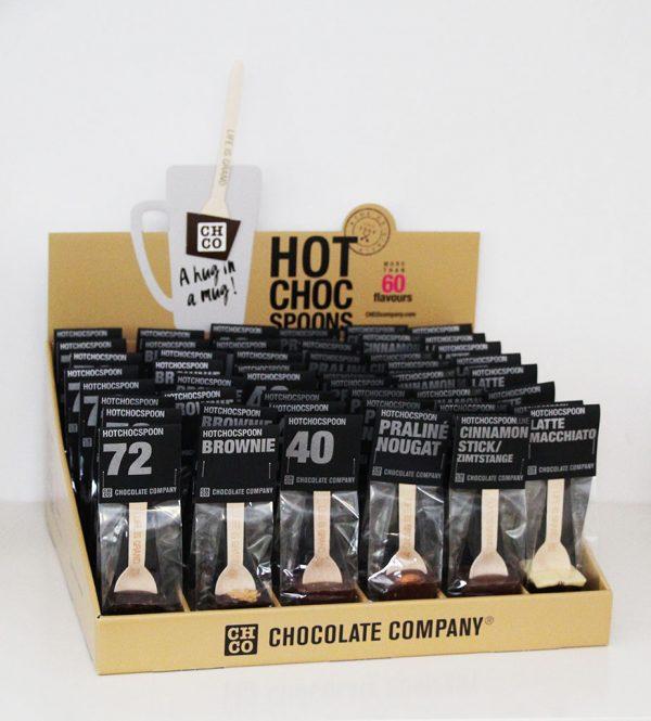 Ciocolata calda pe lingurita 72 Cacao foto produs 3