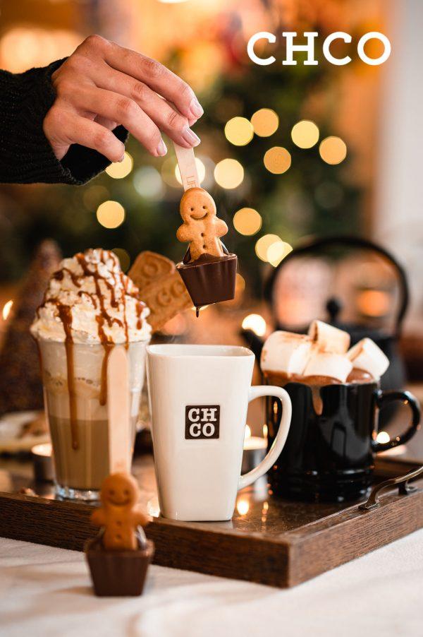 Ciocolata calda pe lingurita Mister Gingerbread
