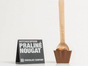 Ciocolata calda pe lingurita Praline Nougat