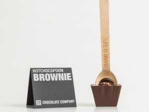 Ciocolata calda pe lingurita aroma Brownie - foto produs